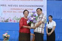 มุทิตาคารวะ MRS. Nieves Srichanwongse