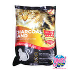 ทรายแมว ชาโคล พรีเมี่ยม ไม่มีฝุ่น 99.99% ขนาด 6 ลิตร