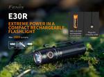 ไฟฉาย Fenix E30R 1600 Lumens ชาร์จระบบแม่เหล็ก