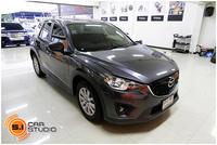 "Mazda Cx5 อัพเกรดลำโพงหน้าหลังโดยใช้วิทยุเดิม และ อัพเกรดเสียงซับด้วยชุด Bassbox focal 8"""