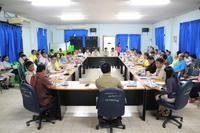 ประชุมกำนัน ผู้ใหญ่บ้าน ประธานชุมชน ประจำเดือน สิงหาคม 2562