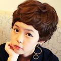 วิกทรงผมเกาหลีหญิงสั้น
