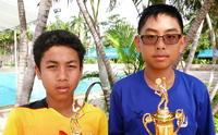 Congratulations ! Boys 14&under