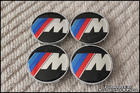 BMW M Wheel Center Caps