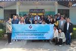 คณะกรรมการหลักประกันสุขภาพเทศบาลตำบลปิงโค้ง(สปสช.)ให้การต้อนรับคณะศึกษาดูงานจากเทศบาลตำบลริมปิง