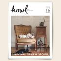 แมวไทย นิตรสาร Howl