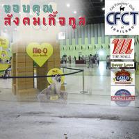 กิจกรรมสอยแมวไทย ซื้อวัคซีนให้ศูนย์อนุรักษ์แมวไทยที่อัมพวา