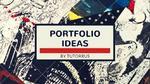 ไอเดียออกแบบพอร์ต ทำพอร์ต: Design your own Portfolio