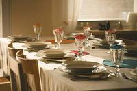รีวิว จัดโต๊ะอาหารอย่างไรให้น่าบรรยากาศดี อาหารน่ารับประทาน