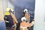เกิดเหตุเพลิงไหม้โรงงานภายในซอยสุขสวัสดิ์ ๗๘ แยก ๑๖