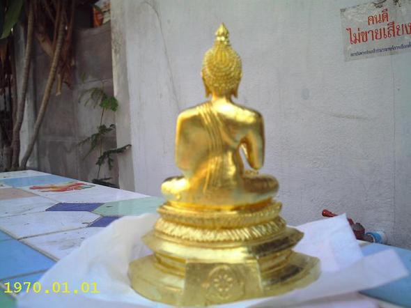 พระพุทธรูป ทองคำ 100%
