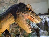ไดโนเสาร์ยุคดึกดำบรรพ์ 130 ล้านปี ที่ภูเวียง