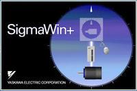 Setup Software Yaskawa servo motor, SigmaWinPlus