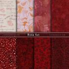 ผ้าคอตตอนนอกจัดเซ็ท Rosa Set (8ชิ้น)