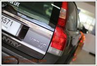 V70 XC 2Din + Damp พื้น