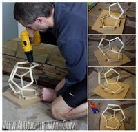 DIY โคมไฟ 5a-3d