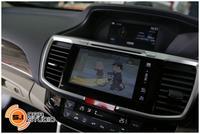 Accord G9 mc ปลดล็อคจอเดิม + เพิ่ม tuner digital