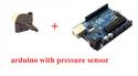 arduino กับ pressure sensor