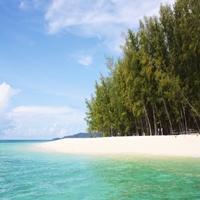 เกาะไม้ไผ่ - เกาะยาว