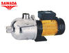 ปั๊มน้ำมัลติสเตส รุ่น TECNO SS 40-20M ขนาดมอเตอร์ 0.5 แรงม้า 370 วัตต์ (ไฟ 2,3 สาย)