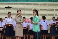 5 ก.พ.2561 มอบของรางวัลการแข่งขันทักษะทางคณิตศาสตร์