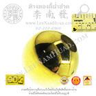 เม็ดทองกลม(ขนาด6มิล)(น้ำหนักโดยประมาณ0.22g/เม็ด) (ทอง 90%)
