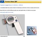 Tension meter ZEF-100