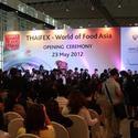 ภาพกิจกรรมฝ่ายฮาลาล กอท.ในงาน THAI FEX – World of food Asia 2012