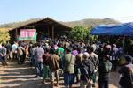 เปิดโครงการอบรมพัฒนาศักยภาพเกษตรกรเพื่อการผลิตมะม่วง/ลำไยคุณภาพเพื่อการส่งออก