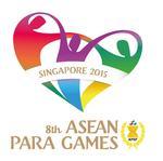 """การแข่งขันกีฬา """" อาเซียนพาราเกมส์ ครั้งที่ 8 """" ณ ประเทศสิงคโปร์"""