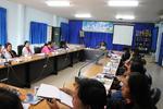 ประชุมคณะกรรมการฝ่ายสตรีทั้ง 23 ชุมชน