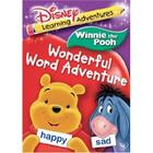 DVD Winnie the Pooh Wonderful Word Adventure  #WN08#