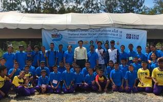 ขอแสดงความยินดีกับนักเรียนและคุณครูควบคุมที่ผ่านรอบคัดเลือกภาคใต้ เข้าชิงชนะเลิศ จรวดขวดน้ำ ระดับประเทศ ครั้งที่ 18
