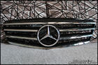 W212 E-Class Chrome Grille [Sport Style]