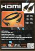 HDMI CABLE 10M 4K