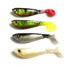 เหยื่อปลายาง BERKLEY PLUSSHAD 8