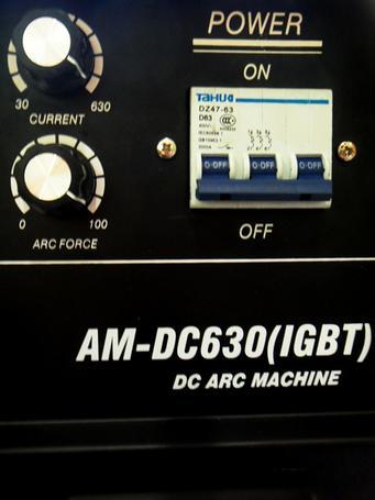 เครื่องเชื่อมไฟฟ้าIGBT630