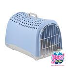 กล่องใส่สุนัข กล่องใส่แมว เดินทาง พร้อมเบาะรอง  ขนาด กว้าง 14 นิ้ว ยาว 17.5 นิ้ว สูง 14 นิ้ว