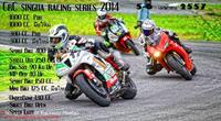 CRC Singha Racing Series 2014