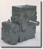 Makishinko-Double Reduction Worm Gear Reducer