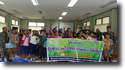 โครงการชุมชนร่วมใจรักษ์พื้นที่สีเขียว ปี 2558