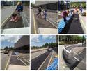 Road repairing