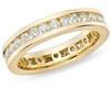 แหวนเพชรปอกมีดชาย  เพชร 0.90 กะรัต (30 เม็ด) ทองคำขาว 18 k