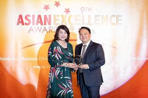 ไทยออยล์คว้า 3 รางวัล จาก 9th Asian Excellence Awards 2019