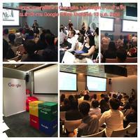 Google thailand สัมนาปูทางสู่ความสำเร็จ