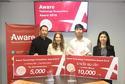กิจกรรม Aware Technology Competition Award 2016