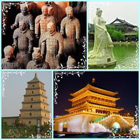 ท่องเที่ยวจีน ซีอาน
