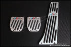 BMW M Tech MT Aluminum Pedal