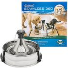 Drinkwell 360 Pet Fountain Stainless