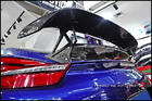 สปอยเลอร์คาร์บอนแท้ สำหรับ Porsche 718 Cayman